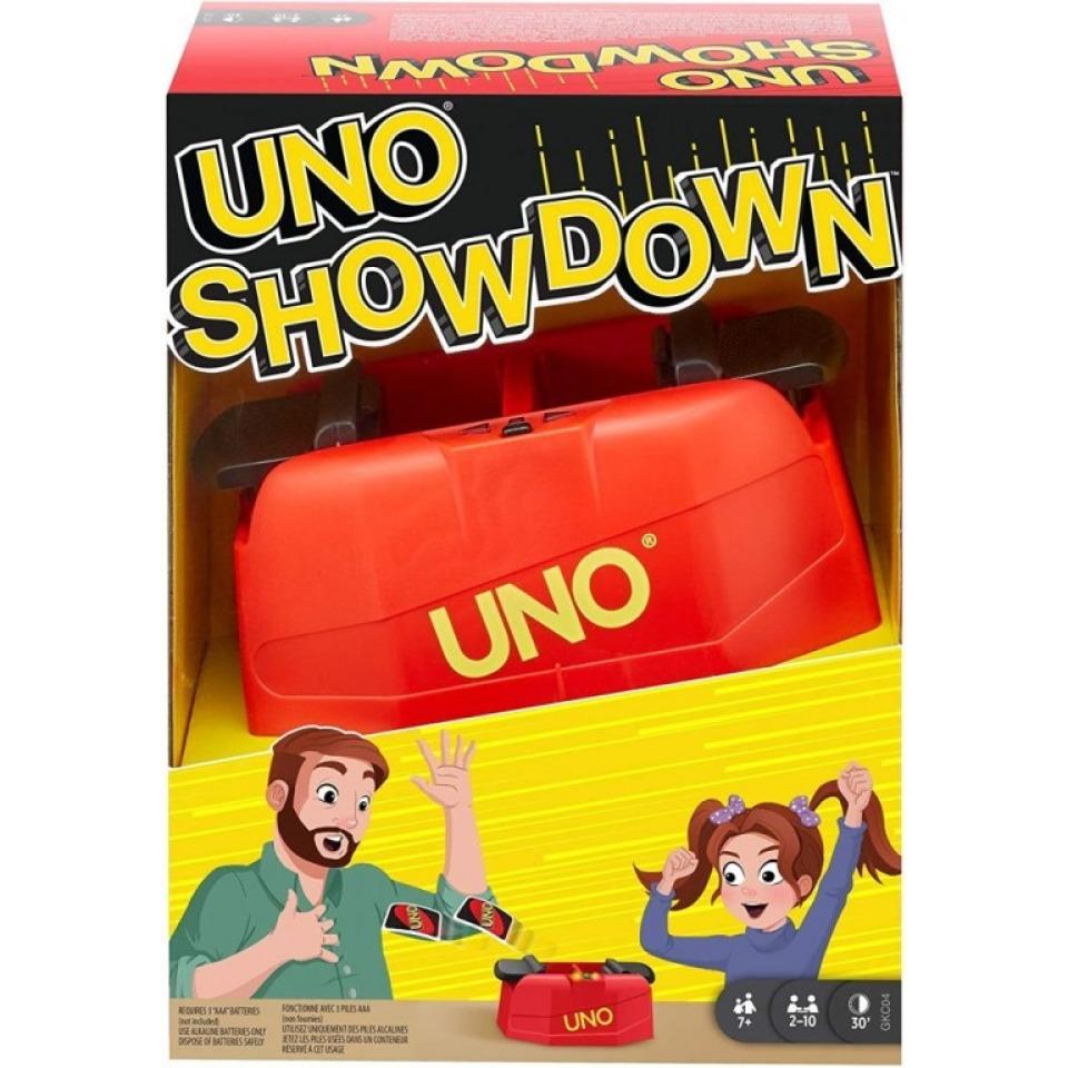 Obrázek 1 produktu Mattel UNO ShowDown, GKC04