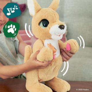 Obrázek 4 produktu FurReal Friends Klokanice Josefínka, Hasbro E6724