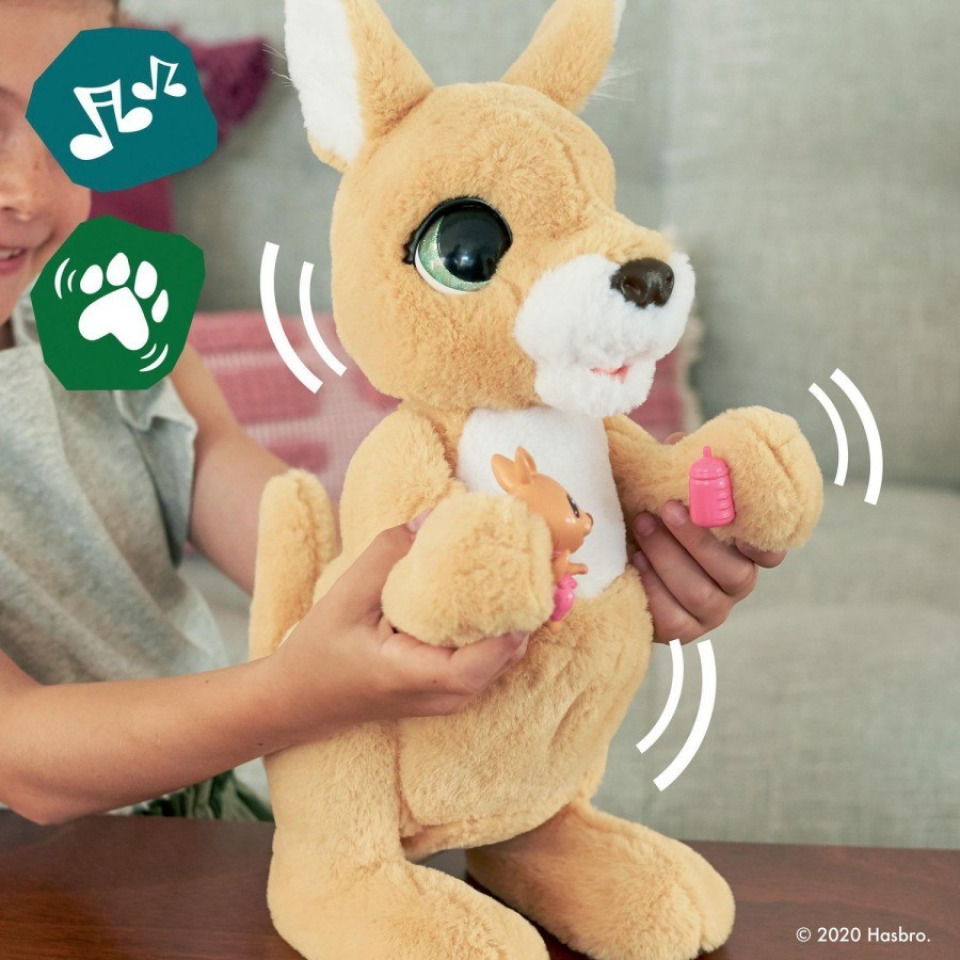 Obrázek 3 produktu FurReal Friends Klokanice Josefínka, Hasbro E6724
