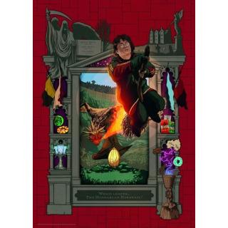 Obrázek 2 produktu Ravensburger 16518 Puzzle Harry Potter Dragon 1000 dílků