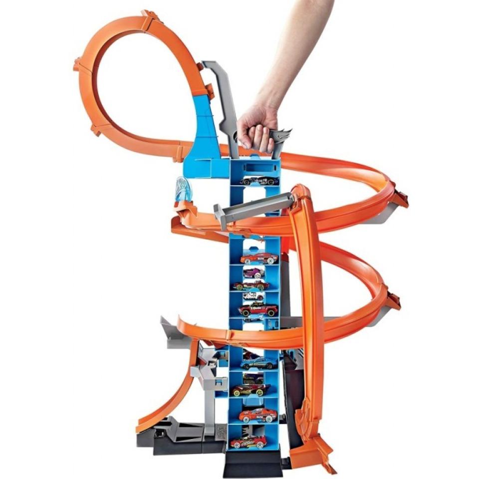 Obrázek 2 produktu Hot Wheels Padající věž, Mattel GJM76