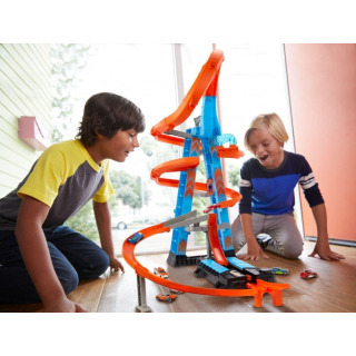 Obrázek 5 produktu Hot Wheels Padající věž, Mattel GJM76