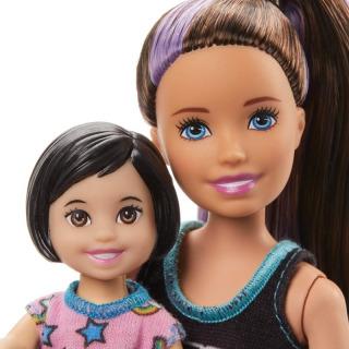 Obrázek 4 produktu Barbie Chůva herní set Sladké sny, Mattel GHV88