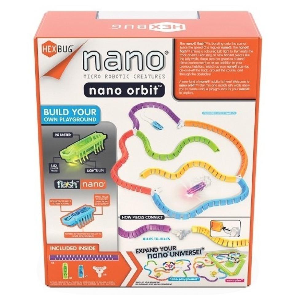 Obrázek 1 produktu HEXBUG Nano Flash Set Small