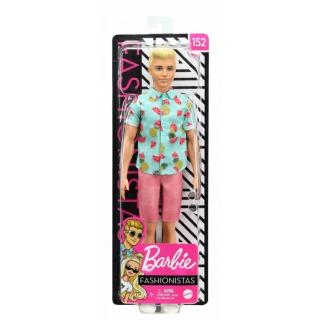 Obrázek 3 produktu Barbie model Ken 152, Mattel GYB04