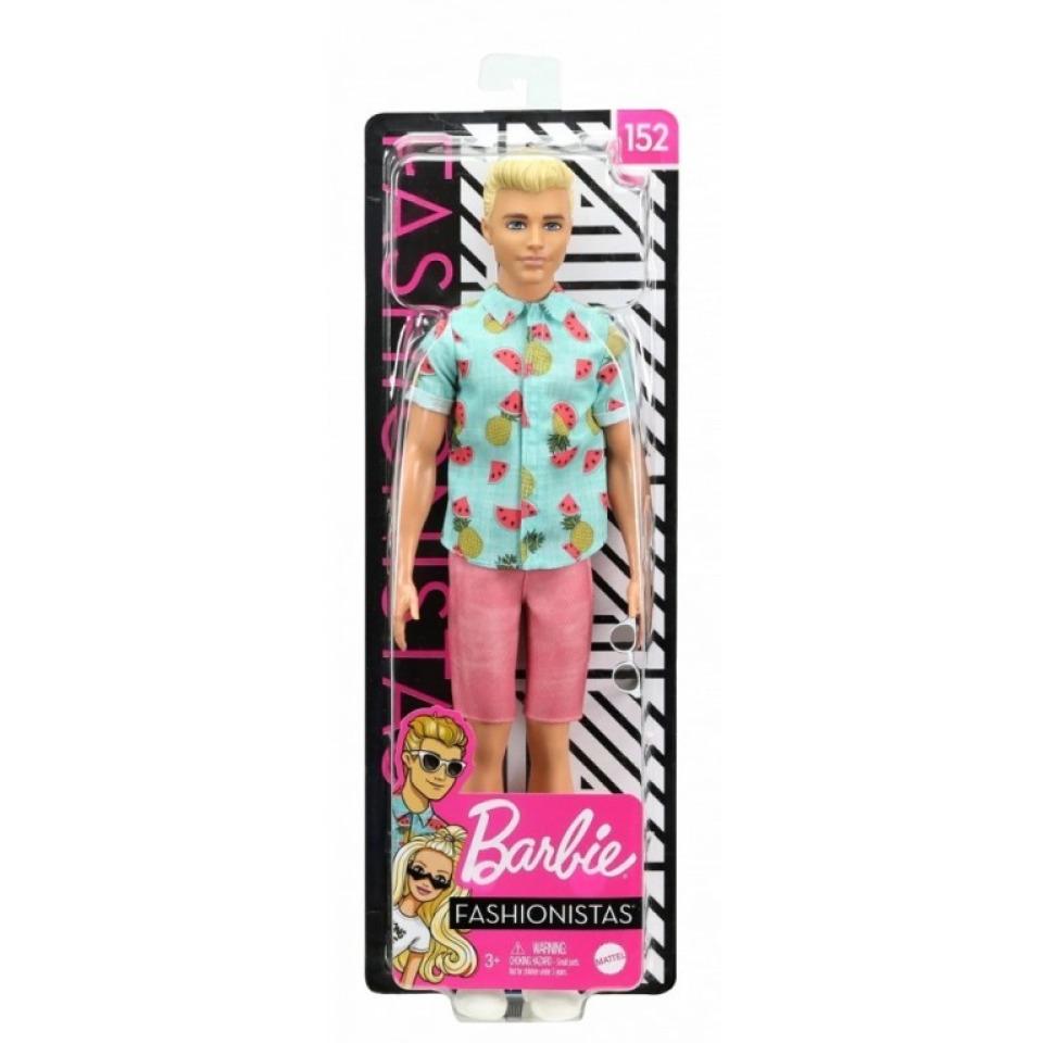 Obrázek 2 produktu Barbie model Ken 152, Mattel GYB04