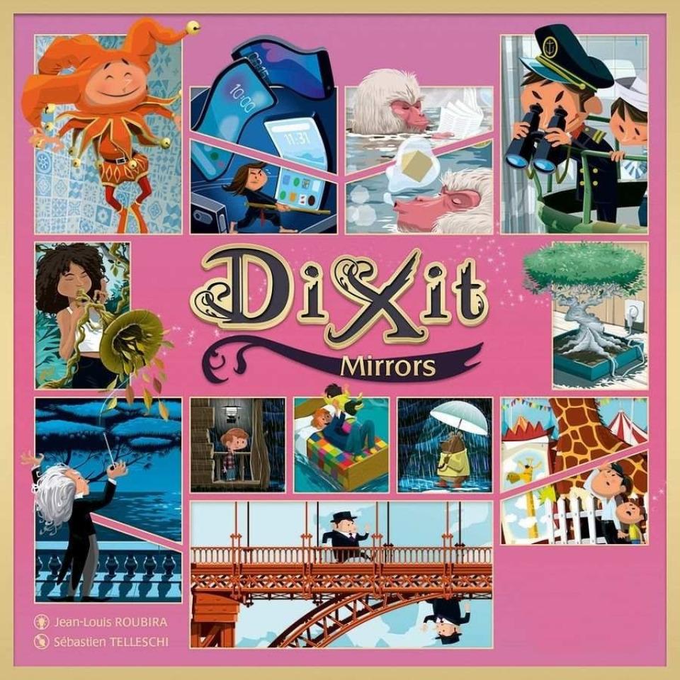 Obrázek 1 produktu DIXIT 10.rozšíření - Mirrors