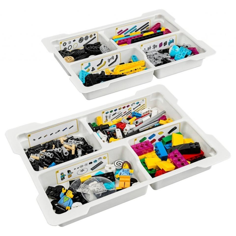 Obrázek 1 produktu LEGO Education 45678 SPIKE Prime Základní souprava