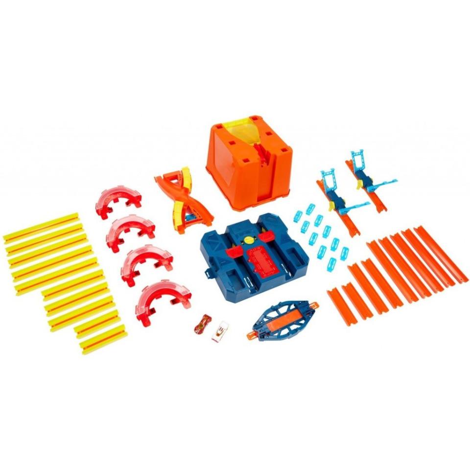 Obrázek 2 produktu Hot Wheels Track builder Power Boost Box, Mattel GNJ01