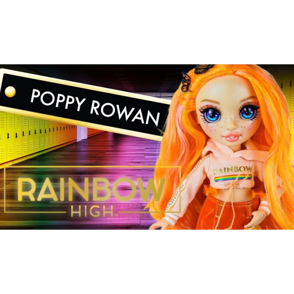 Obrázek 2 produktu MGA Rainbow High Fashion panenka POPPY ROWAN