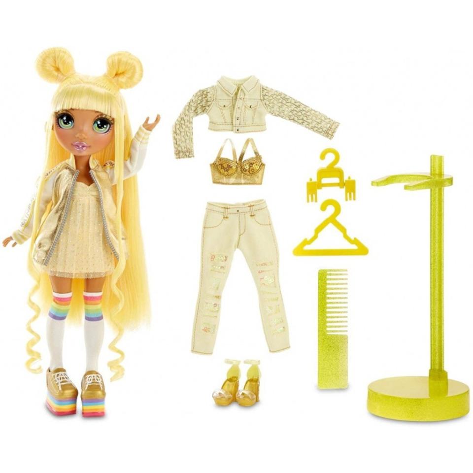 Obrázek 1 produktu MGA Rainbow High Fashion panenka SUNNY MADISON