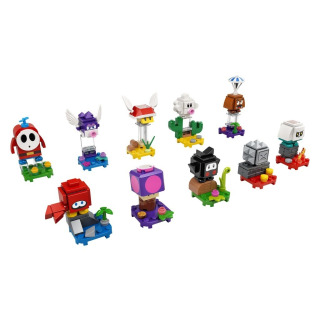 Obrázek 2 produktu LEGO SUPER MARIO 71386 Akční kostky – 2. série