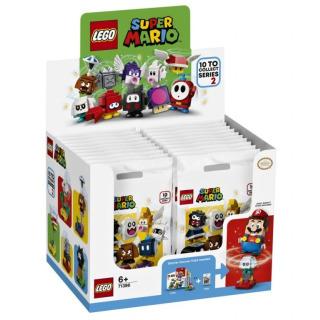 Obrázek 3 produktu LEGO SUPER MARIO 71386 Akční kostky – 2. série