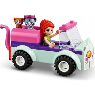 Obrázek 4 produktu LEGO Friends 41439 Pojízdné kočičí kadeřnictví