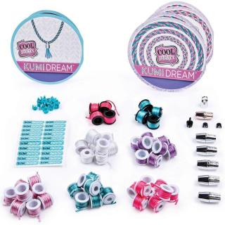 Obrázek 2 produktu Cool Maker Náhradní nitě pro náramkovač KUMI DREAM