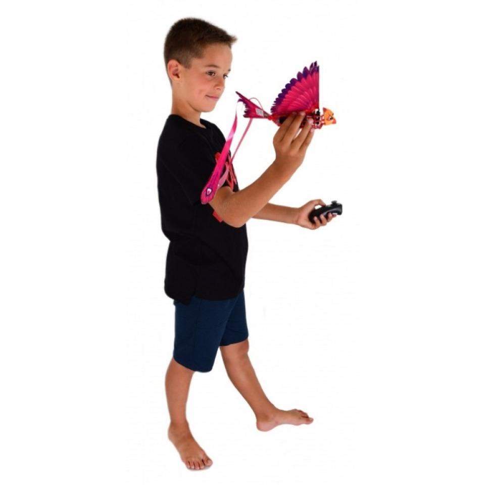 Obrázek 3 produktu R/C Go Go Bird 18 cm létající s USB fialový 2,4GHz