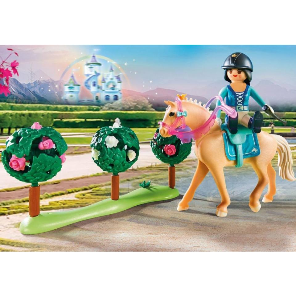 Obrázek 3 produktu Playmobil 70450 Výuka jízdy na koni