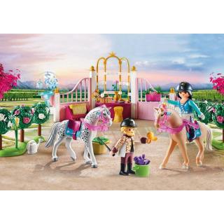Obrázek 5 produktu Playmobil 70450 Výuka jízdy na koni