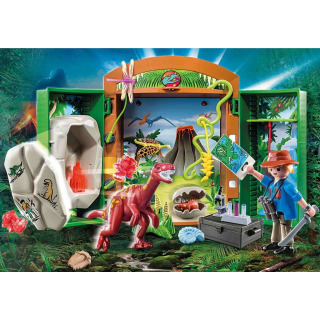 Obrázek 2 produktu Playmobil 70507 Přenosný box Výzkum dinosaurů