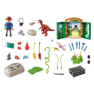 Obrázek 3 produktu Playmobil 70507 Přenosný box Výzkum dinosaurů
