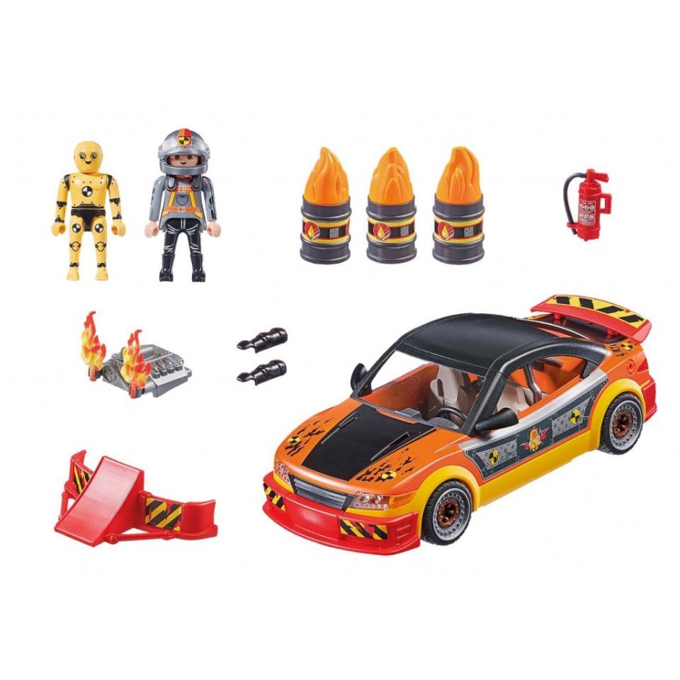 Obrázek 2 produktu Playmobil 70551 StuntShow Crashcar