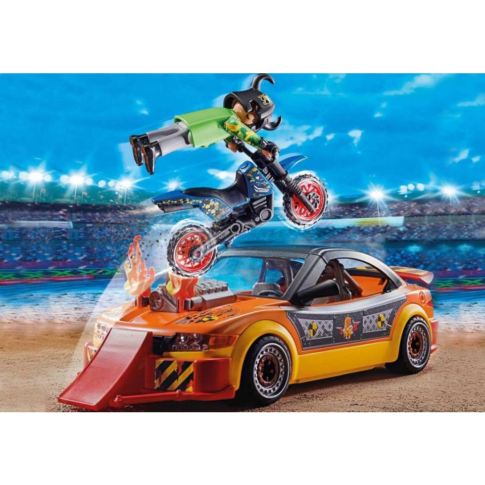Obrázek 3 produktu Playmobil 70551 StuntShow Crashcar