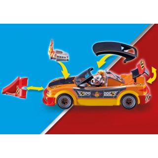Obrázek 5 produktu Playmobil 70551 StuntShow Crashcar