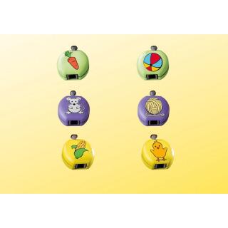 Obrázek 4 produktu Playmobil 70405 Můj tahací vláček se zvířátky (1.2.3)