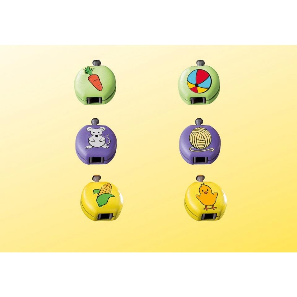 Obrázek 3 produktu Playmobil 70405 Můj tahací vláček se zvířátky (1.2.3)
