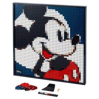 Obrázek 2 produktu LEGO Art 31202 Disney's Mickey Mouse