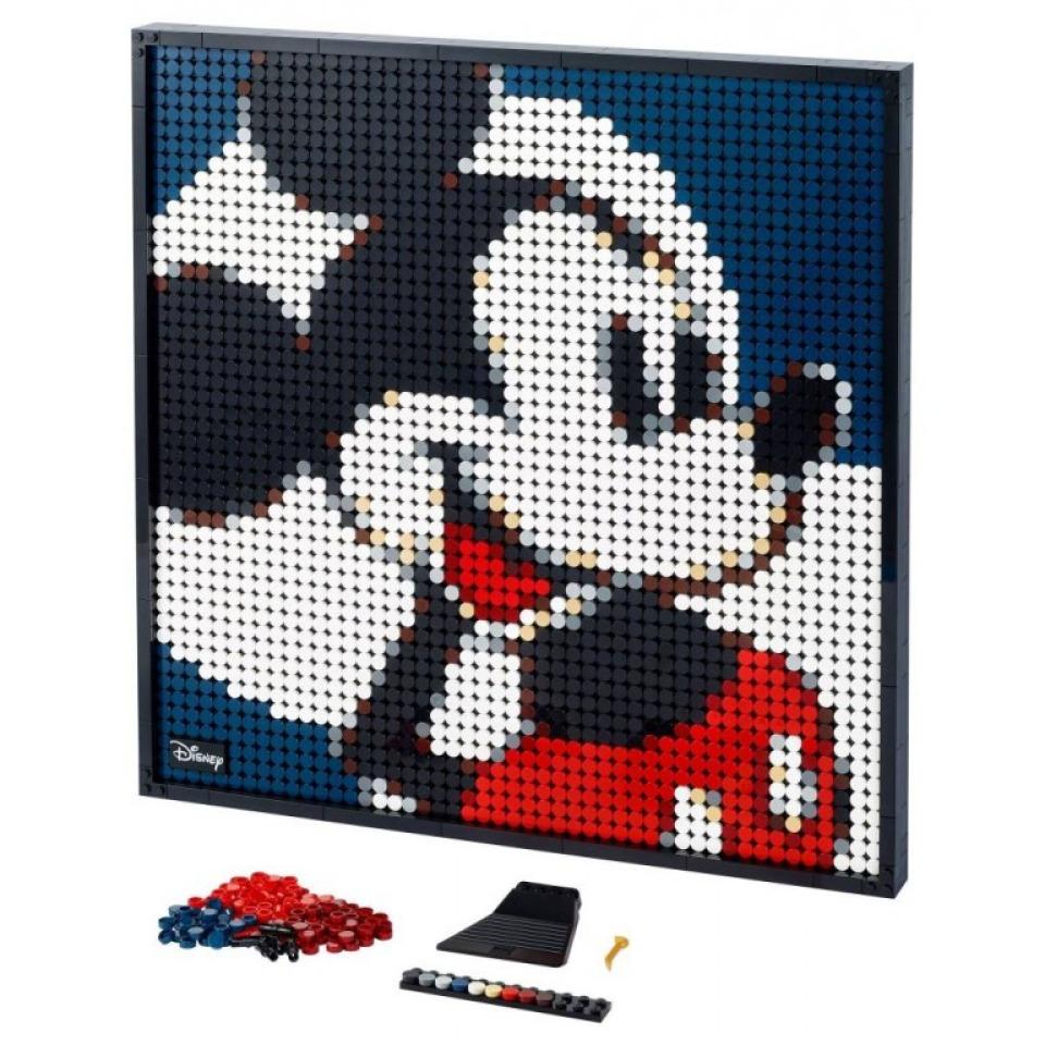 Obrázek 1 produktu LEGO Art 31202 Disney's Mickey Mouse