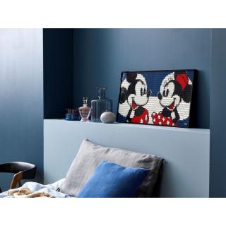 Obrázek 4 produktu LEGO Art 31202 Disney's Mickey Mouse