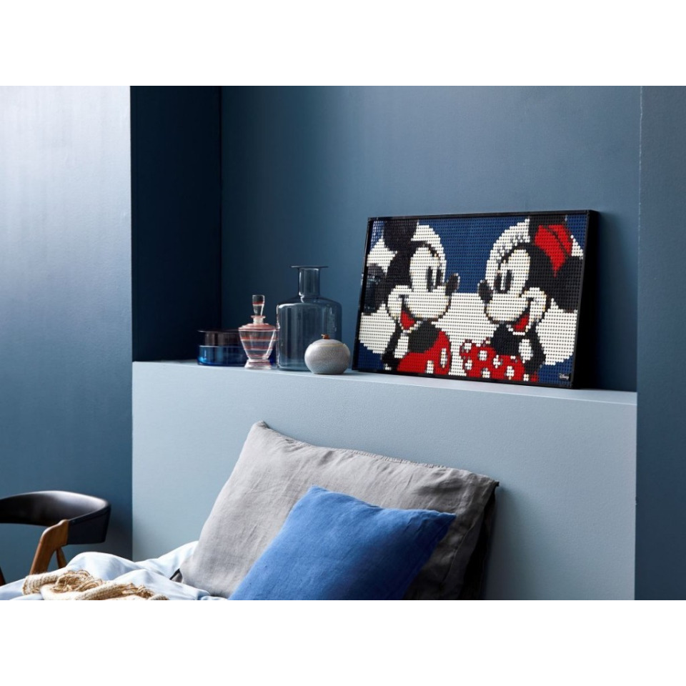 Obrázek 3 produktu LEGO Art 31202 Disney's Mickey Mouse