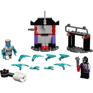 Obrázek 2 produktu LEGO Ninjago 71731 Epický souboj – Zane vs. Nindroid