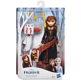 Obrázek 2 produktu Ledové království 2 Anna a česací set, Hasbro E7003