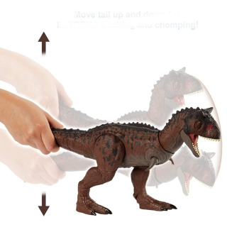 Obrázek 3 produktu Jurský svět, pohyblivý Carnotaurus TORO se zvukem, Mattel GNL07