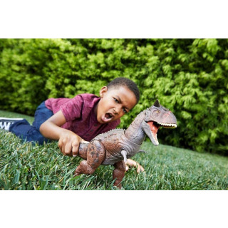 Obrázek 4 produktu Jurský svět, pohyblivý Carnotaurus TORO se zvukem, Mattel GNL07