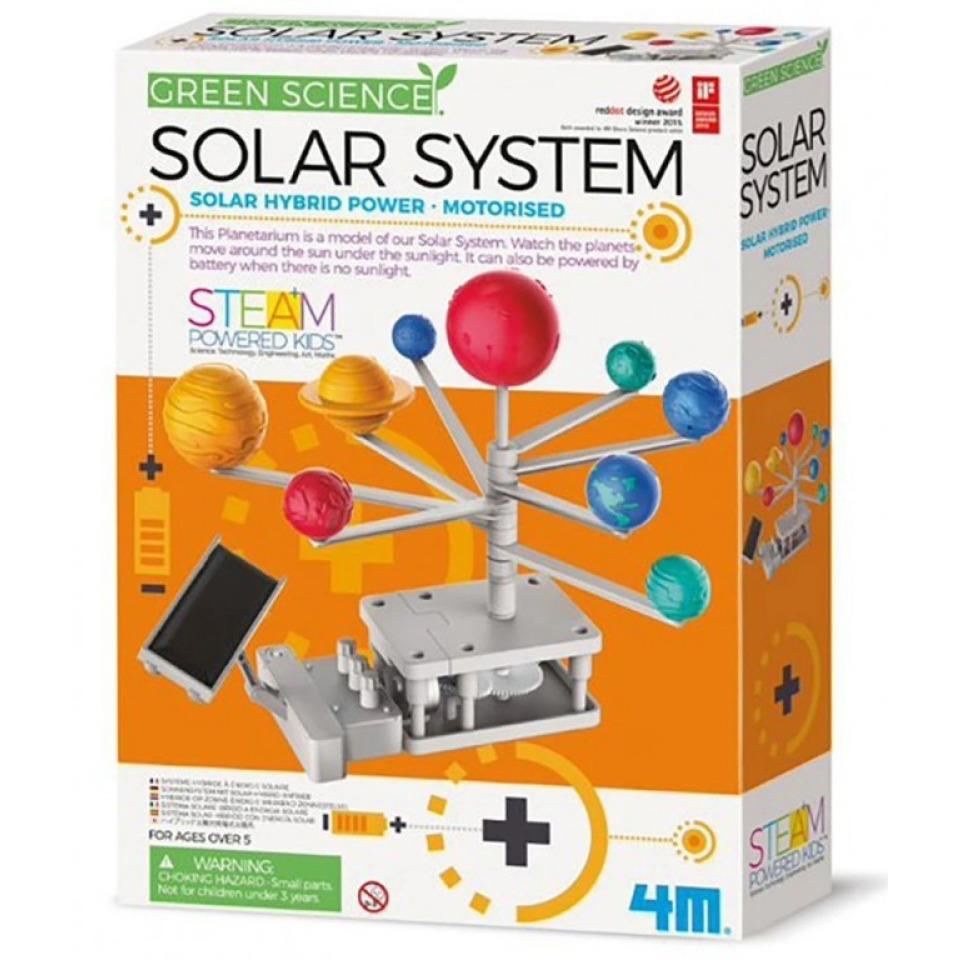 Obrázek 2 produktu Planetáruium na solární pohon