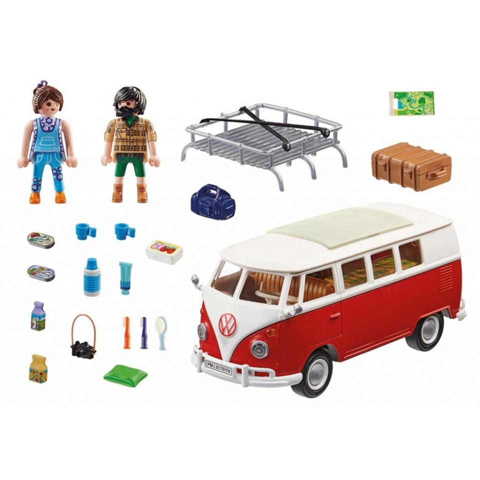 Obrázek 1 produktu Playmobil 70176 Volkswagen T1 Bulli Camper Van