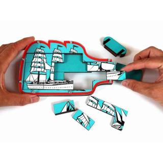 Obrázek 2 produktu RECENTTYOS Loď v lahvi