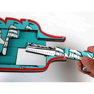 Obrázek 4 produktu RECENTTYOS Loď v lahvi