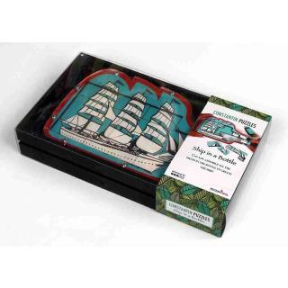 Obrázek 5 produktu RECENTTYOS Loď v lahvi