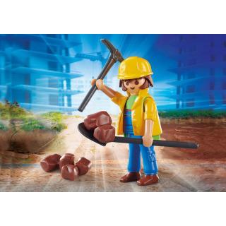 Obrázek 2 produktu Playmobil 70560 Stavební dělník
