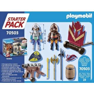 Obrázek 2 produktu Playmobil 70503 Starter Pack Novelmore doplňkový set