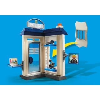 Obrázek 4 produktu Playmobil 70498 Starter Pack Policie