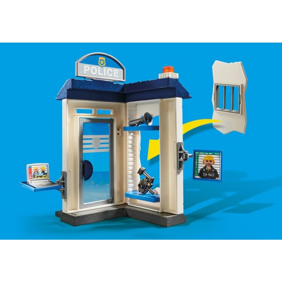 Obrázek 3 produktu Playmobil 70498 Starter Pack Policie