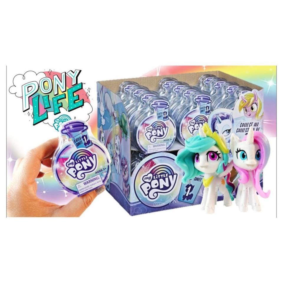Obrázek 1 produktu MLP My Little Pony Překvapení v lahvičce, Hasbro E9100