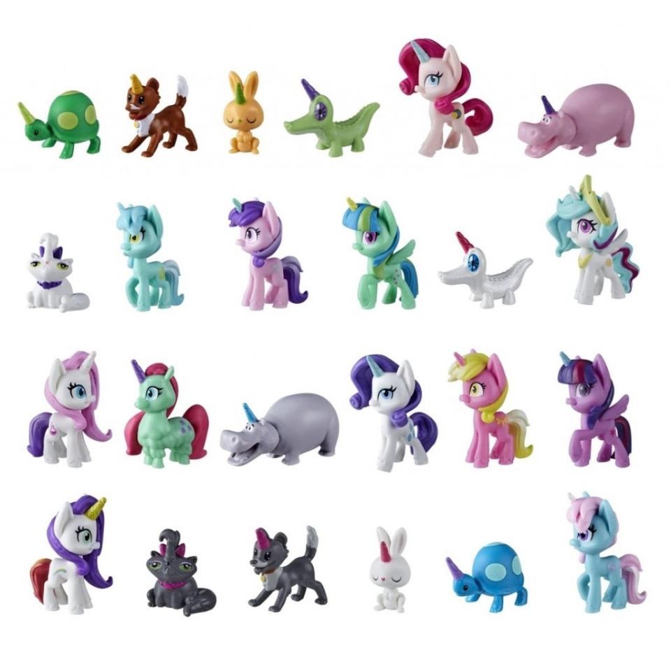 Obrázek 2 produktu MLP My Little Pony Překvapení v lahvičce, Hasbro E9100