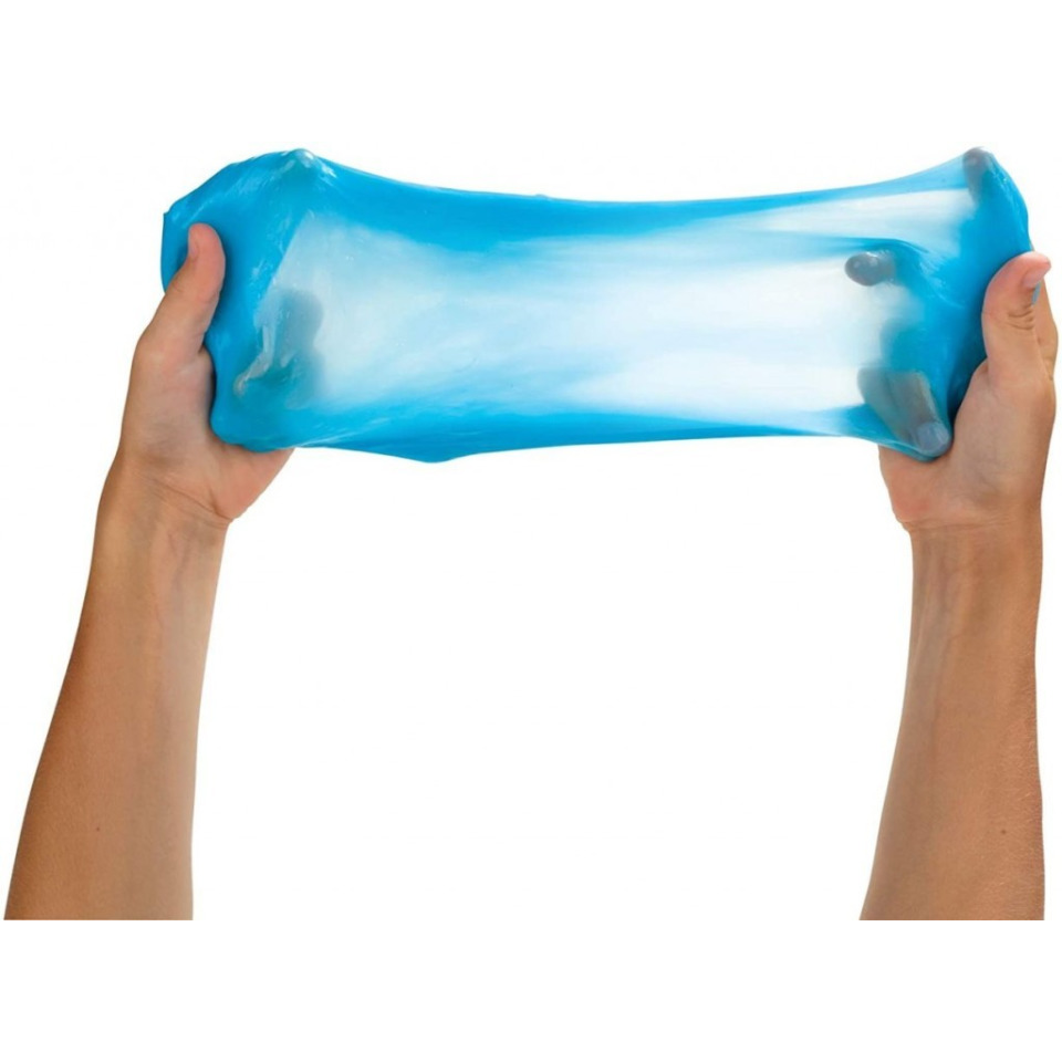 Obrázek 1 produktu Play-Doh Super natahovací modelína modrá a fialová, Hasbro E6888