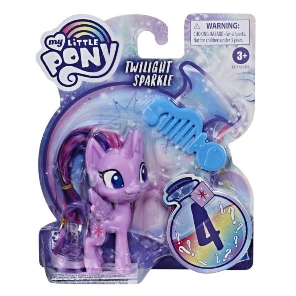 Obrázek 1 produktu MLP My Little Pony Poníci z lahvičky Twilight Sparkle, Hasbro E9177